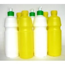 Бутылка для промышленной химии объемом 0,5 л